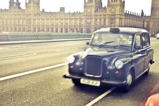 A London black cab